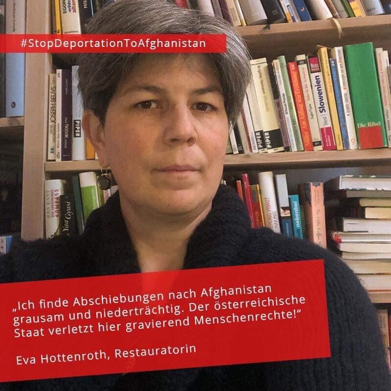 #StopDeportationToAfghanistan